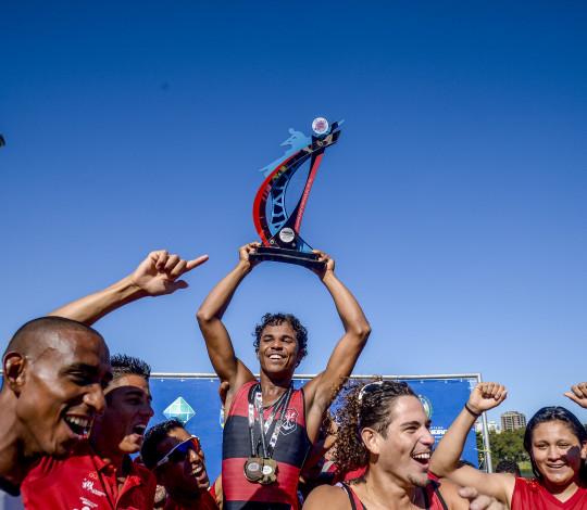 Flamengo brilha na Lagoa e conquista título da 3ª Regata do Estadual de Remo