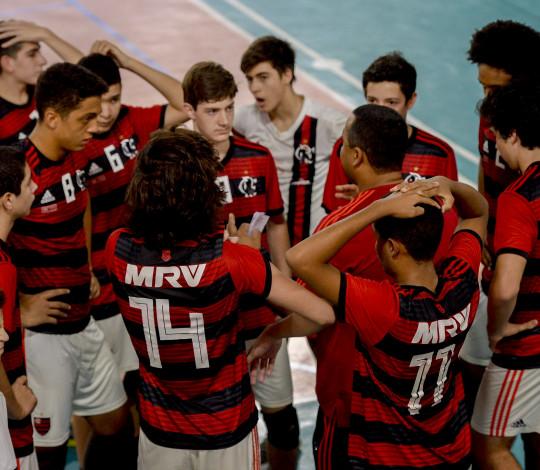 Flamengo vence Tijuca TC e garante vaga na semifinal do CBI