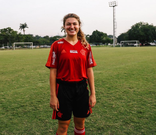 Atleta norte-americana faz intercâmbio com Sub-18 Feminino