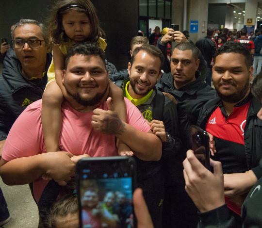 De volta! Flamengo encara o Athletico-PR no 1º jogo das quartas de final da Copa do Brasil