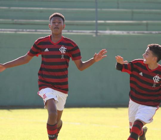 Sub-13 elimina o Vasco fora de casa e está na final da Taça Guanabara