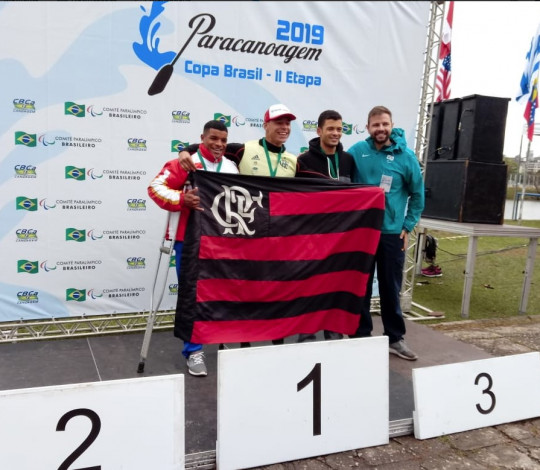 Caio Ribeiro conquista onze ouros em fim de semana de competições