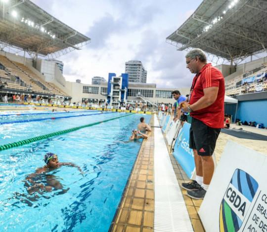 Duda Pereira analisa o desempenho da natação rubro-negra no primeiro semestre de 2019