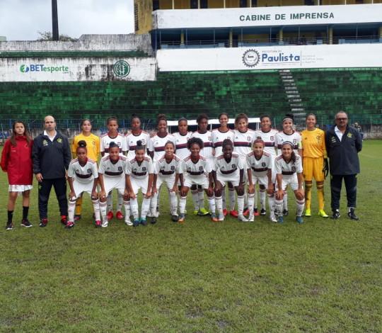 Partida do Flamengo Sub-18 é adiada pelas condições climáticas