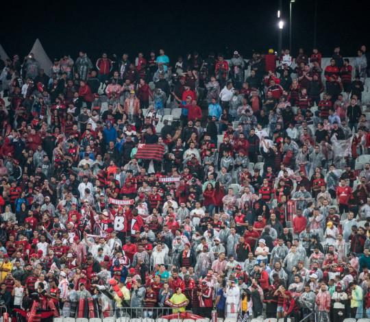Informações sobre venda de ingressos para Corinthians x Flamengo