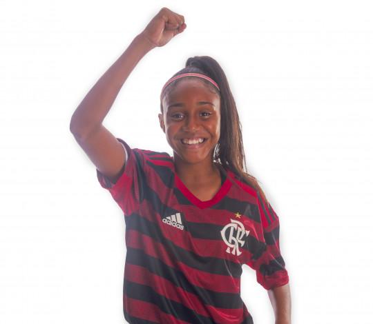 Com show de Maria Peck, Flamengo goleia Vitória/Santa Cruz no Brasileirão Feminino