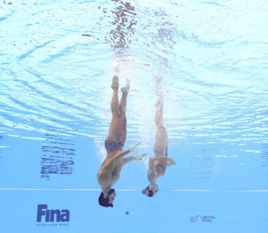 Renan Alcântara e Giovana Stephan conquistam a 7ª colocação no Mundial