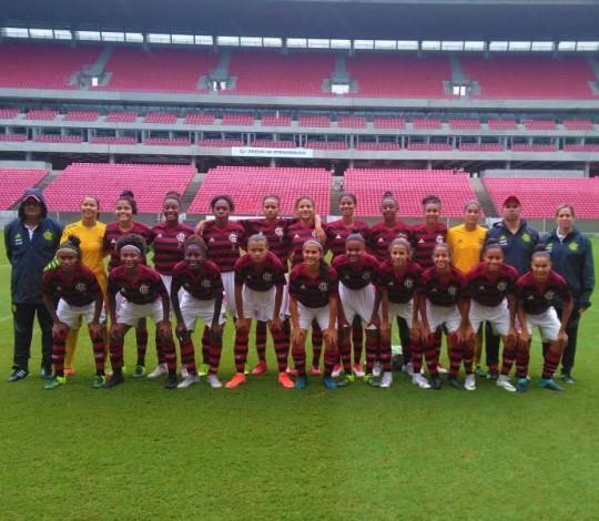 CBF sorteia grupos da segunda fase do Brasileirão Feminino Sub-18