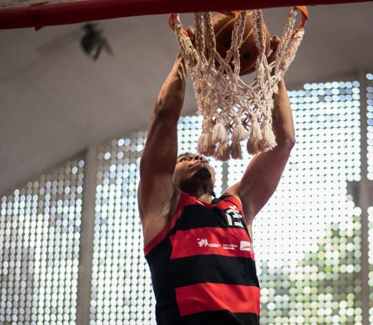Flamengo vence Basquete Cearense no penúltimo dia da primeira fase da LDB