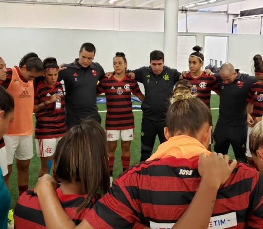 Flamengo/Marinha perde para Avaí/Kindermann no Brasileirão Feminino