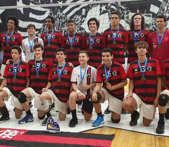 Flamengo conquista o título da Copa Cidade Maravilhosa na categoria Infantil