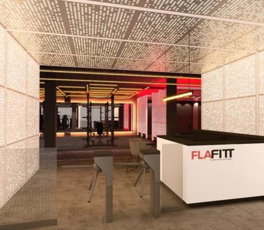 Flamengo lança FLAFITT, rede de academias do clube