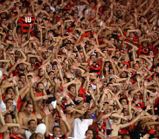 Informações sobre venda de ingressos para Internacional x Flamengo pela Conmebol Libertadores
