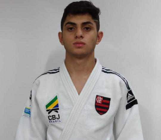 Cauan Salarini é convocado para o Campeonato Mundial Sub-18 de Judô
