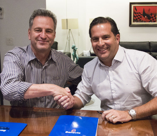 Benevix se torna a nova patrocinadora oficial do Flamengo