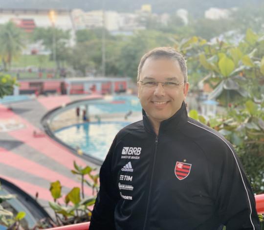 Sandro Teixeira é o novo Gerente de Judô do Flamengo