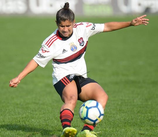 Flamengo/Marinha enfrenta o Internacional pelo jogo de volta das quartas do Brasileirão Feminino