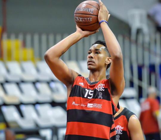Flamengo vence o Minas e está na decisão do CBI Sub-18