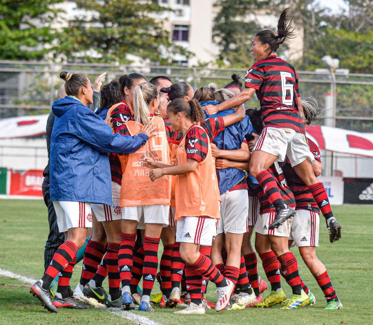 Classificadas! Flamengo/Marinha vence Inter por 2 a 0 e avança para semifinal