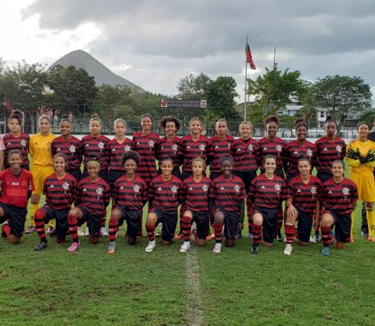 Flamengo abre segunda seletiva para futebol feminino Sub-18