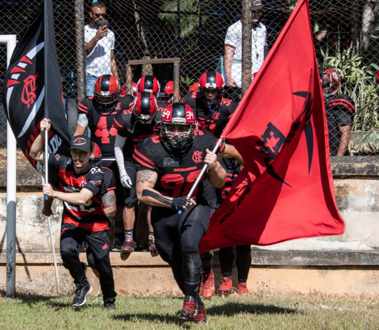 De volta à Belo Horizonte, Flamengo Imperadores encara o Galo FA