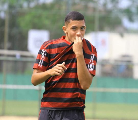 Sub-15 estreia na Copa da Amizade com goleada sobre o Antlers Tsukuba (JAP)