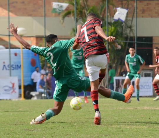 Sub-15 empata com o Boavista e encaminha classificação para as quartas de final da Copa da Amizade