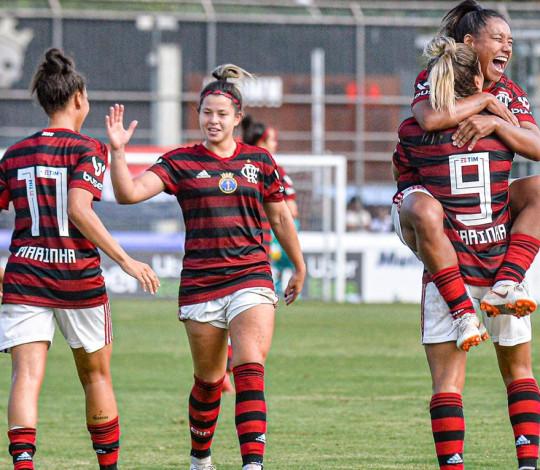Informações sobre venda de ingressos para Flamengo/Marinha x Corinthians pelo Brasileirão Feminino
