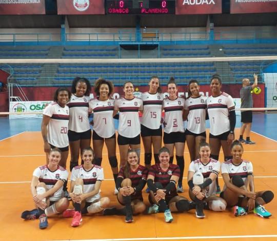 Meninas do Mengão realizam mais um amistoso em São Paulo