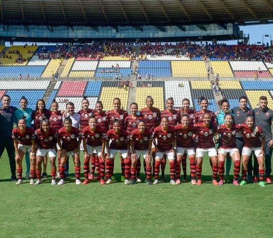 Precisando vencer para chegar à final do Brasileirão Feminino, Flamengo/Marinha encara o Corinthians