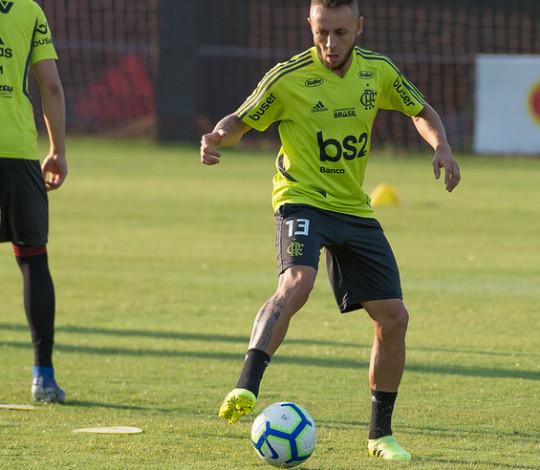 Elenco se reapresenta visando partida contra o Cruzeiro