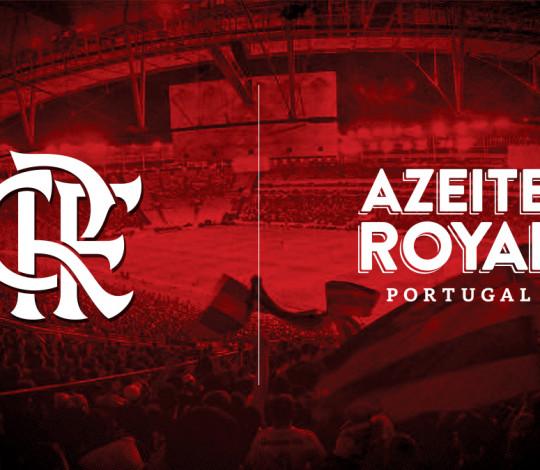 Flamengo fecha patrocínio com empresa portuguesa de azeite até o fim do ano de 2019