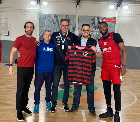 Flamengo retorna ao Centro de Treinamento Enfoque nesta quinta-feira (19)
