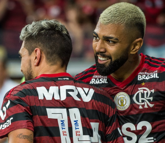Flamengo vence o Cruzeiro por 2 a 1, no Mineirão