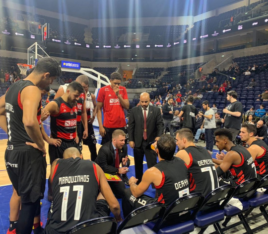 Flamengo perde para Elite G-League por 87 a 83 no NBA G-League International Challenge