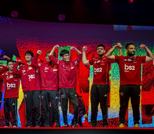 Flamengo conhece seus adversários no Mundial de League of Legends