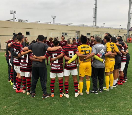Flamengo/Marinha recebe o Campo Grande no CEFAN