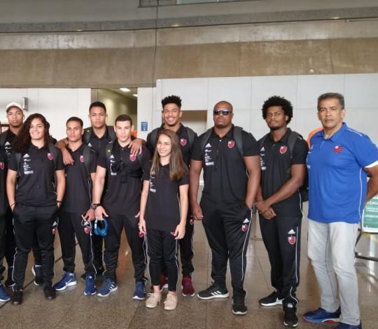 Time Flamengo encerra participação no Troféu Brasil de Judô