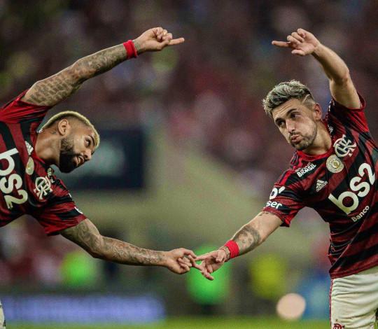 Flamengo bate o Internacional por 3 a 1, no Maracanã
