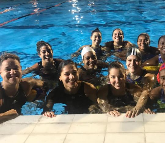 Flamengo estreia na Liga PAB Feminina nesta sexta-feira (27)