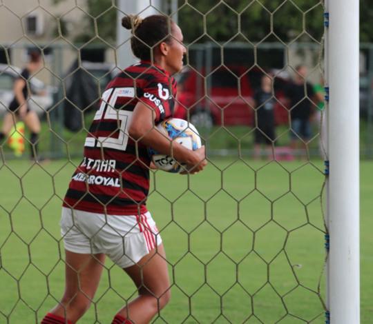 Histórico! Flamengo/Marinha goleia o Greminho por 56 a 0 pelo Carioca Feminino