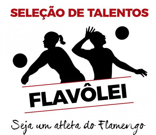 Flamengo abre peneira para vôlei feminino e masculino