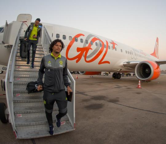 Willian Arão garante Flamengo preparado para a semifinal contra o Grêmio