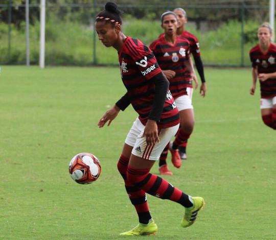 Flamengo/Marinha encerra primeira fase do Carioca Feminino contra a Seleção da CUFA