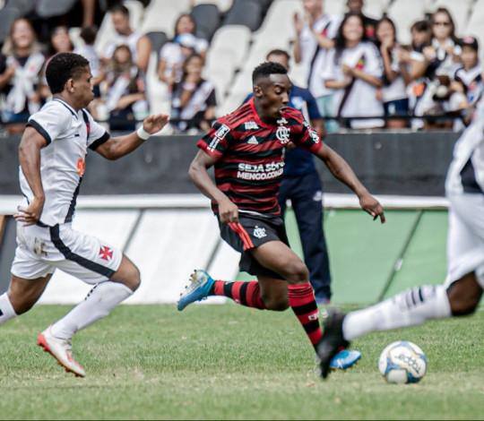 Sub-20 empata com o Vasco em São Januário e termina a Taça Rio na segunda colocação