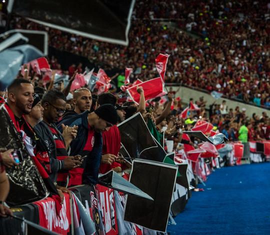 Informações sobre venda de ingressos para Flamengo x Atlético-MG pelo Brasileirão