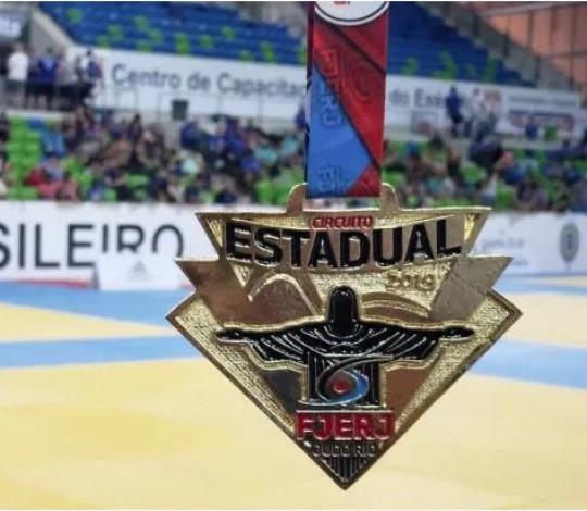 Time Flamengo é campeão da 5ª etapa do Circuito Rio de Janeiro de Judô