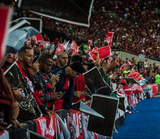 Troca de ingressos para Flamengo x Grêmio será obrigatória