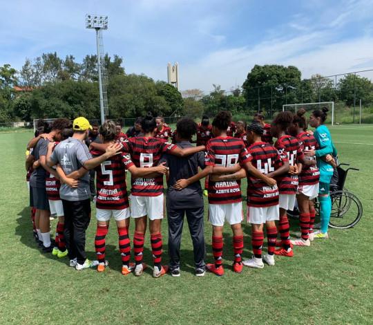 Flamengo/Marinha faz 19 a 0 no Brasileirinho e dispara na liderança da segunda fase do Carioca