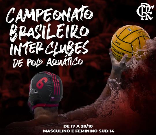 Flamengo sedia Campeonato Brasileiro Interclubes de Polo Aquático Sub-14